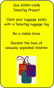 ECPAT-USA TassaTag Project